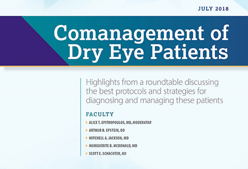 Comanagement of Dry Eye Patients